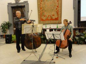 Daniela e Franco Petracchi